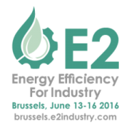 E2: Energy Efficiency for Industry logo